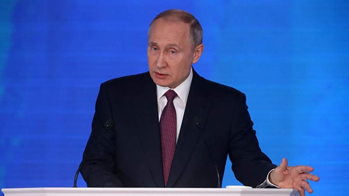 Путін похвалився протиракетною міццю Росії