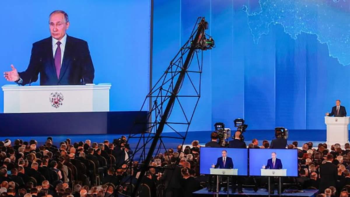 Путин рассказал о российском лазерном оружии