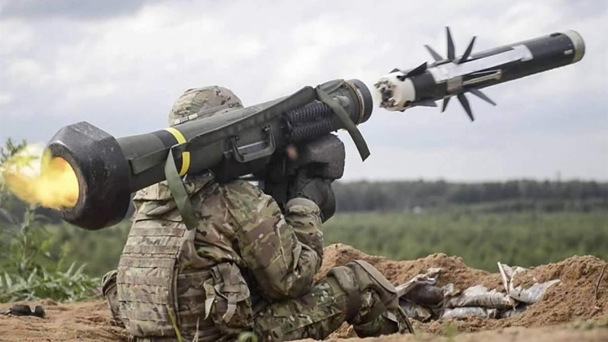 """У США прийняли важливе рішення щодо постачання """"Джавелінів"""" в Україну"""