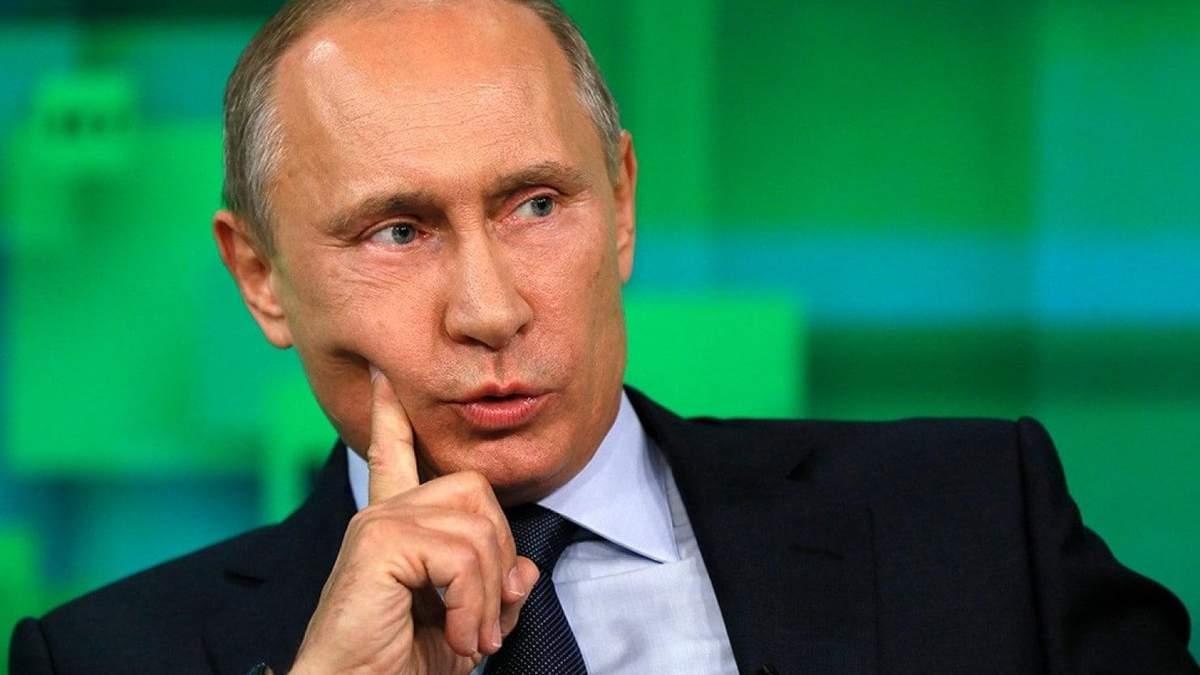 Український генерал викрив Путіна на брехні