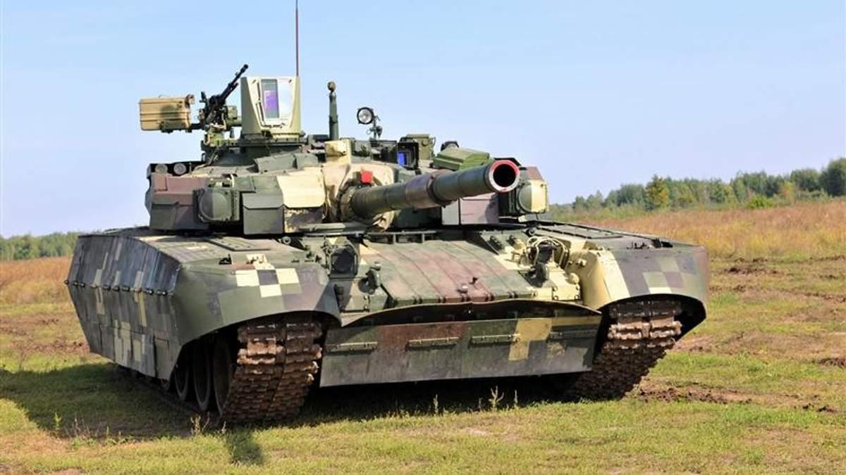 """Украина будет экспортировать в США танк """"Оплот"""""""