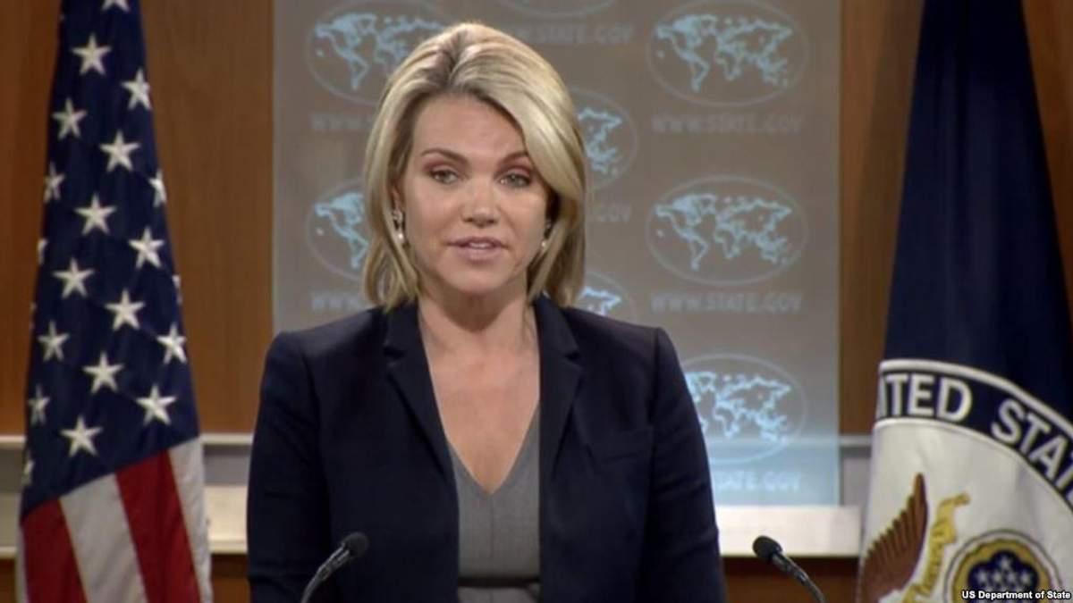 В Госдепе США рассказали, как планируют ответить на ракетную угрозу со стороны России
