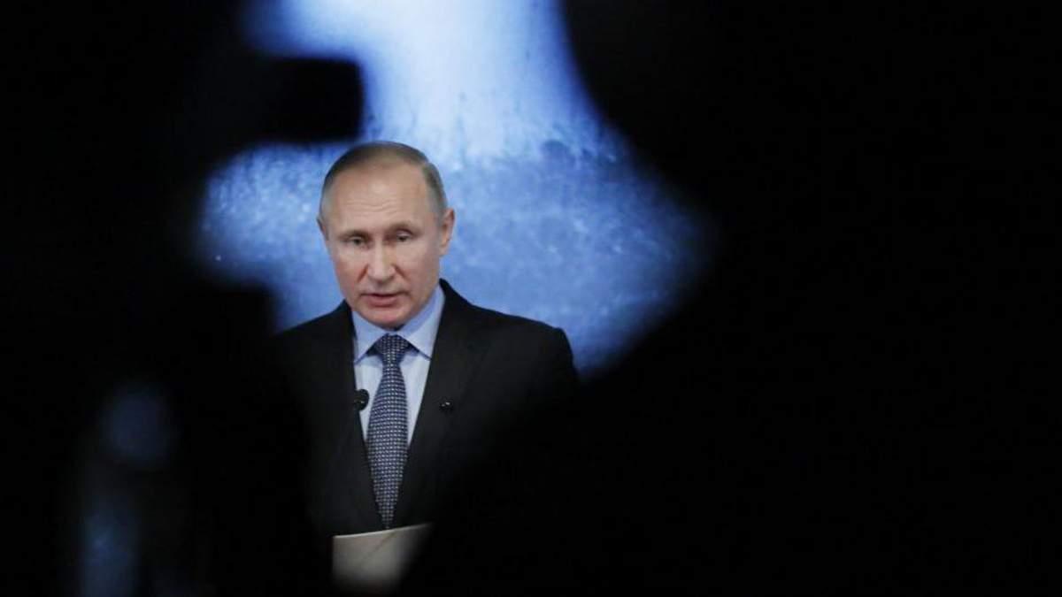 Путін лякає світ своїми ракетами