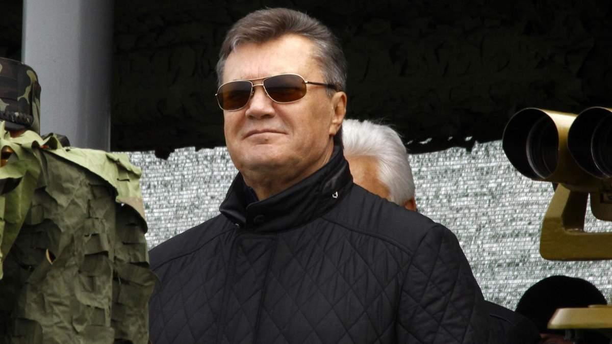 Віктор Янукович погрожує українським прокурорам