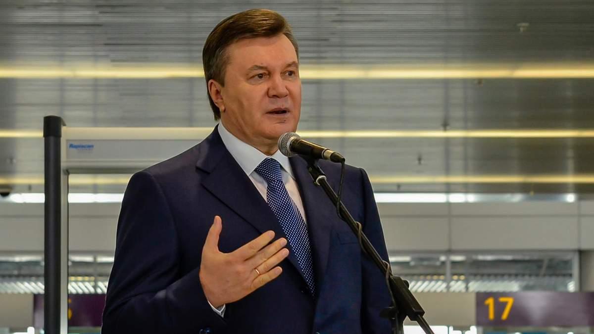 Не государственная измена: Янукович высказал свою версию относительно потери Украиной Крыма