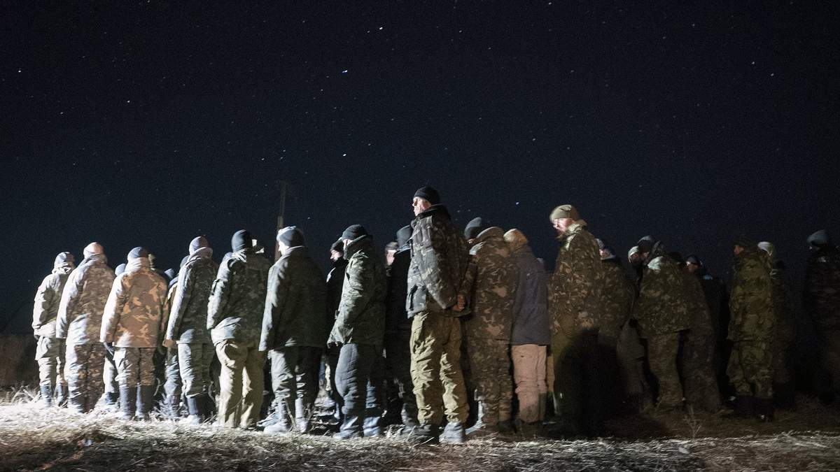 Україна готова передати Росії близько 20 затриманих за звільнення бранців Кремля
