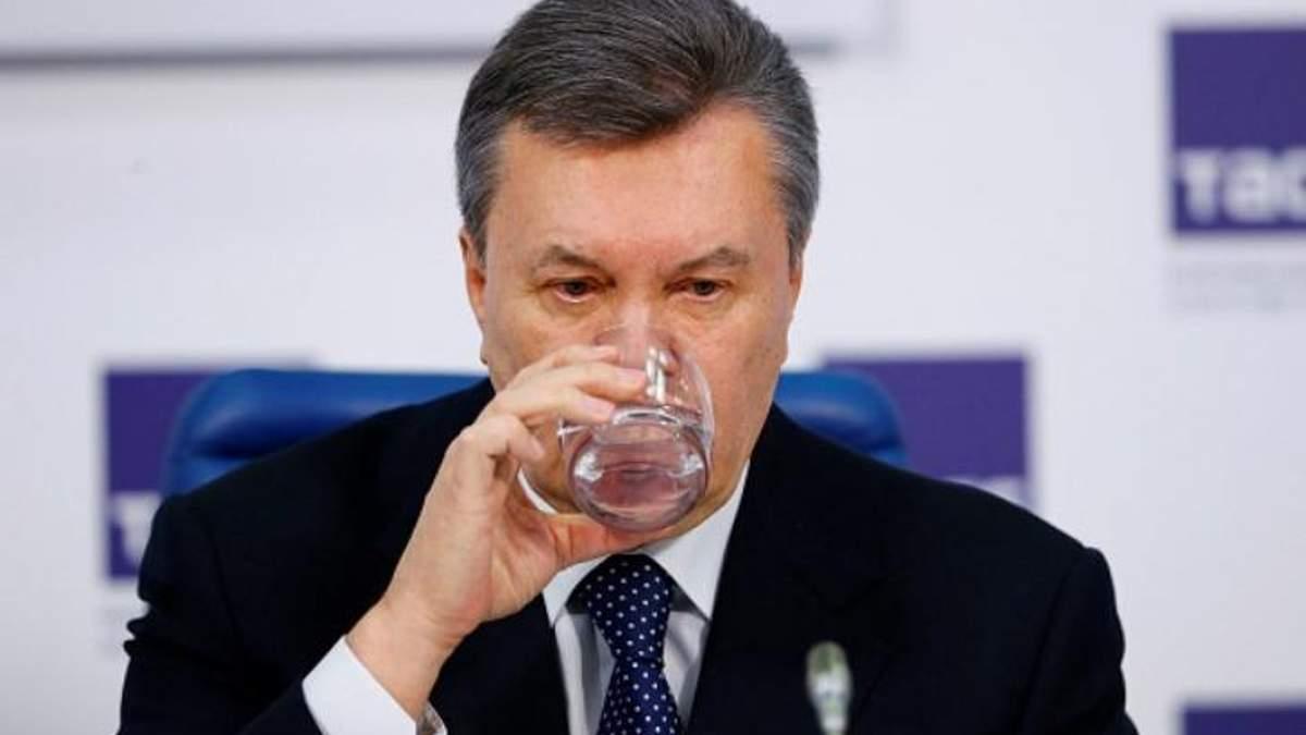 Віктор Янукович дав прес-конференцію у Москві