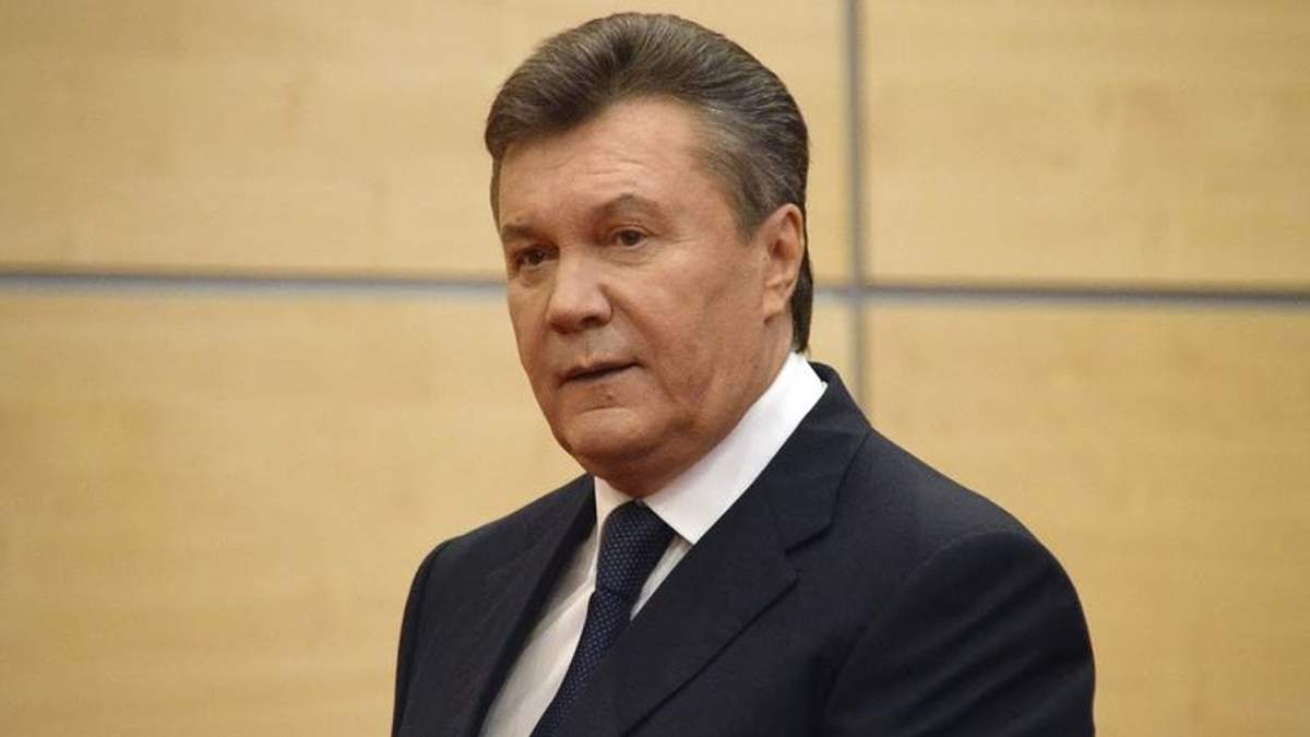Янукович відмовився відповідати на питання журналістки