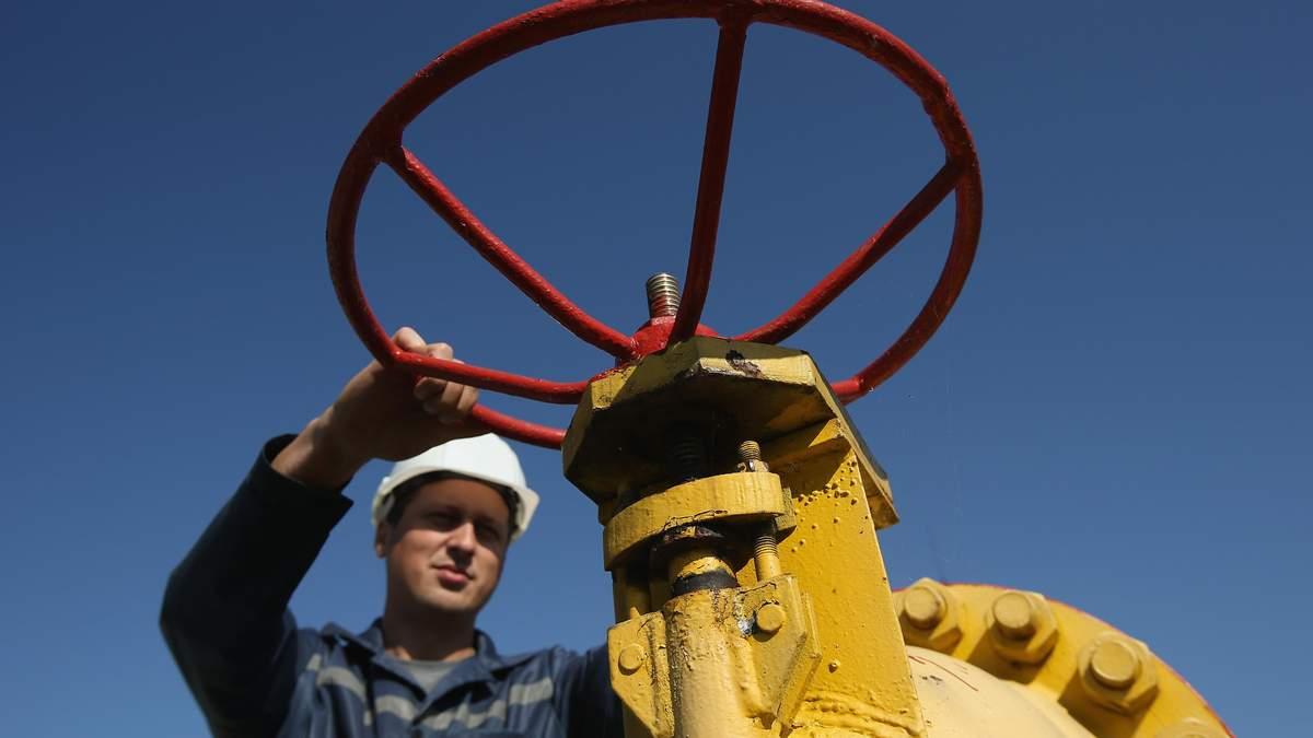 Украина начала покупать газ у Польши