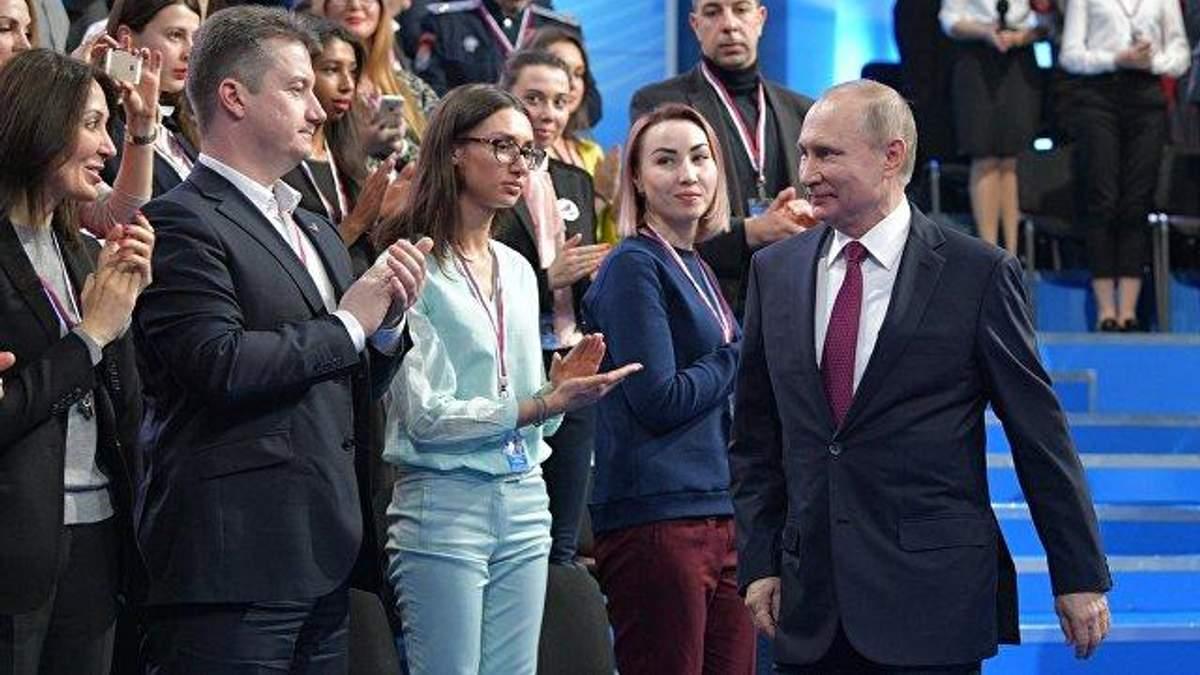 Путін заявив, що хотів би запобігти розвалу Радянського Союзу
