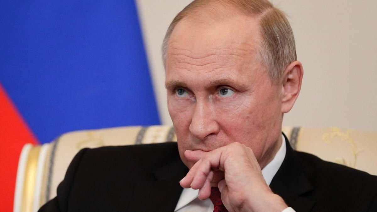 Наступний крок Путіна буде ще жорсткішим