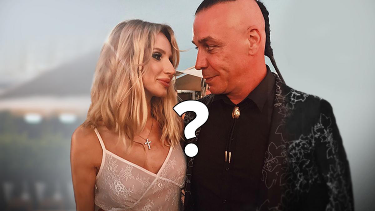 Лобода беременна от лидера Rammstein Тиля Линдемана?