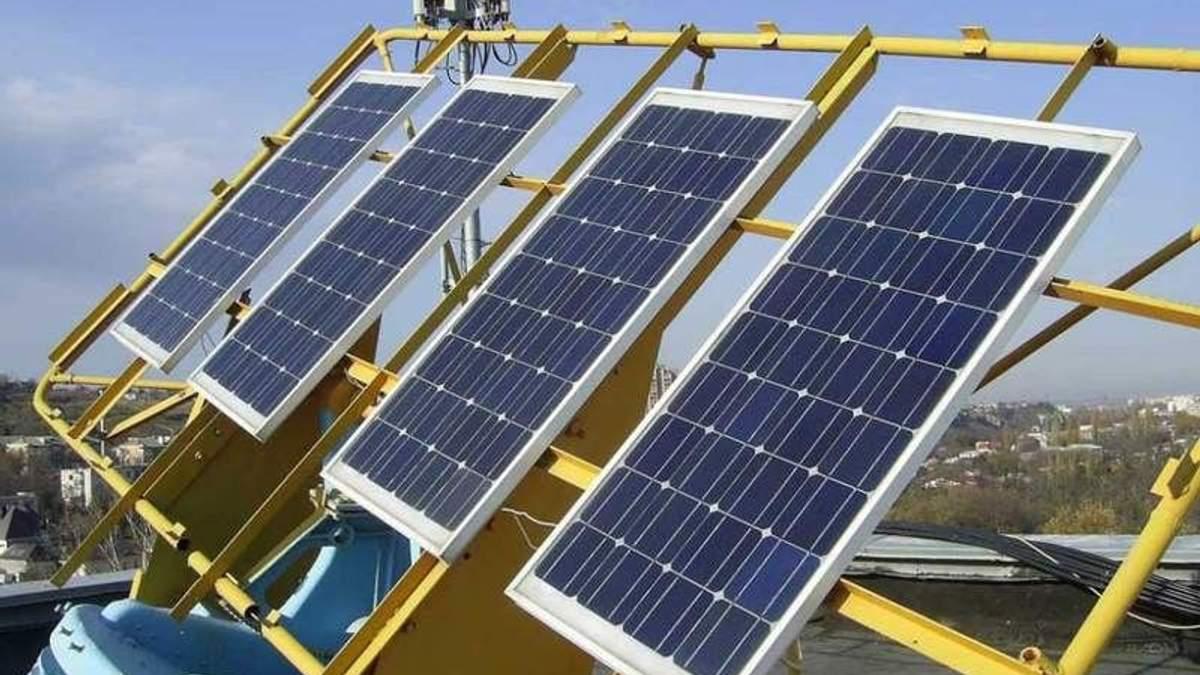 Солнечная электростанция в Украине: секреты кредита и потери денег