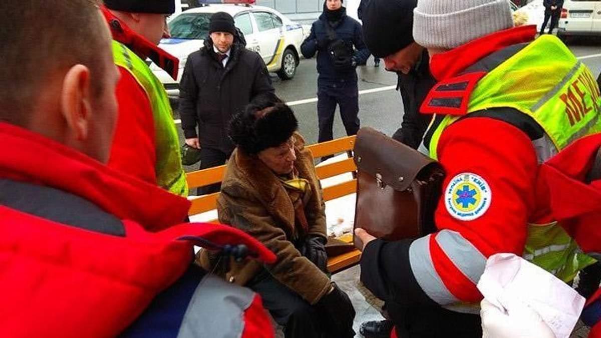 Авто кортежу Порошенка збило людину: у президента дали коментар