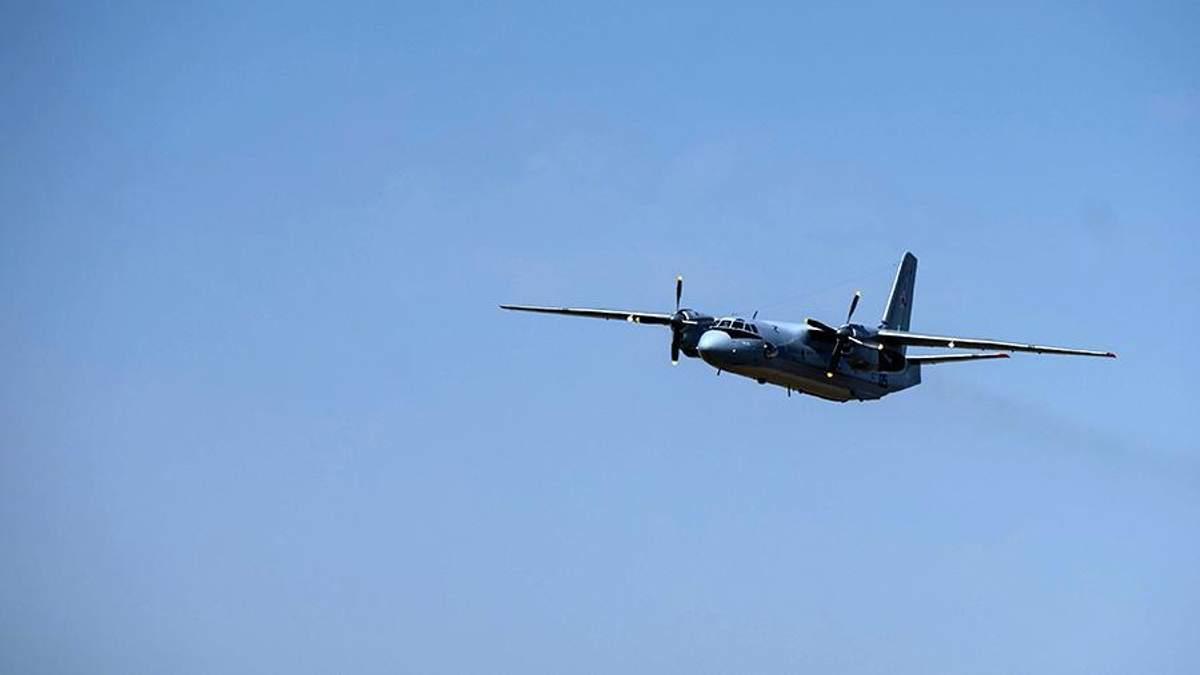 В Сирии разбился самолет Ан-26: погибли 32 человека