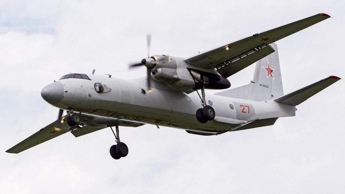 Оторвалось крыло, – очевидец рассказал подробности крушения Ан-26 в Сирии