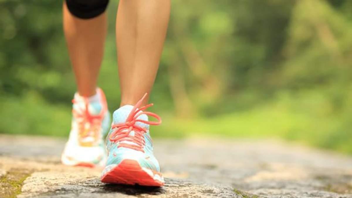 Як перетворити прогулянку на заняття спортом