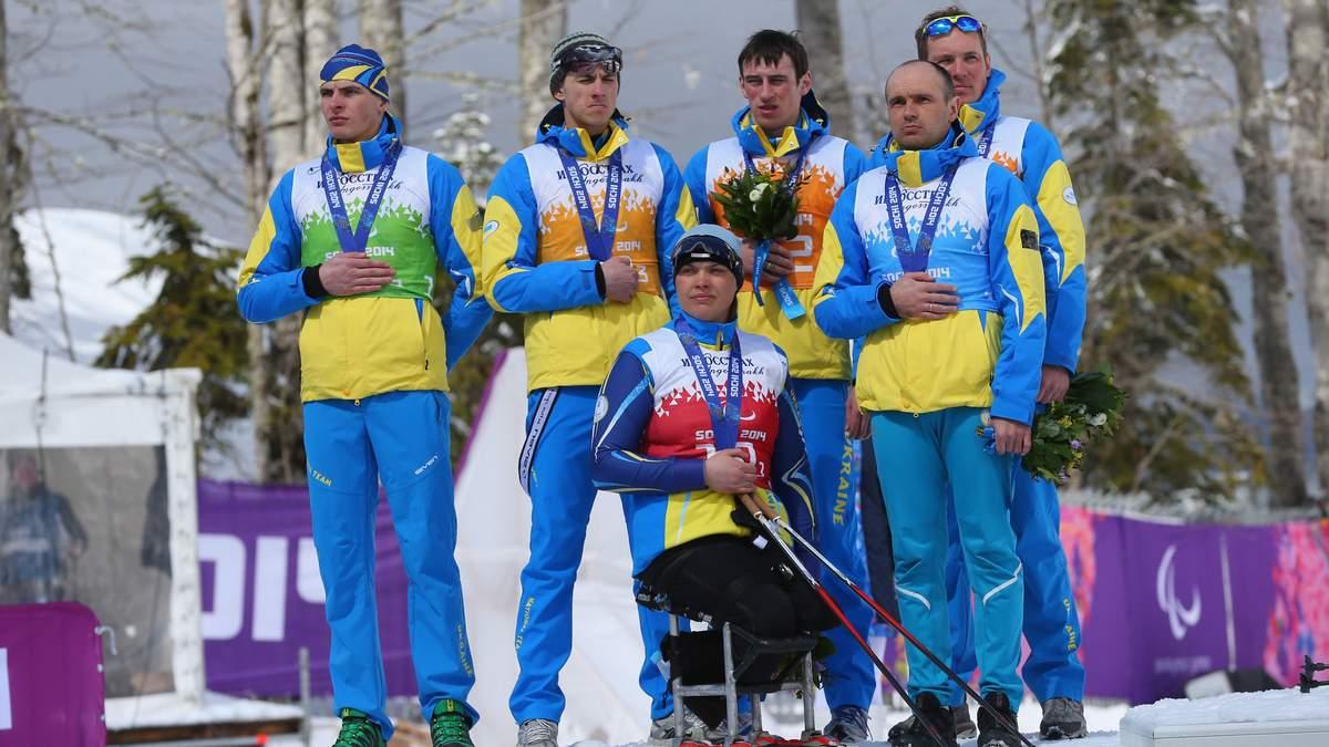 Паралимпиада 2018: достижения Украины во всех зимних играх