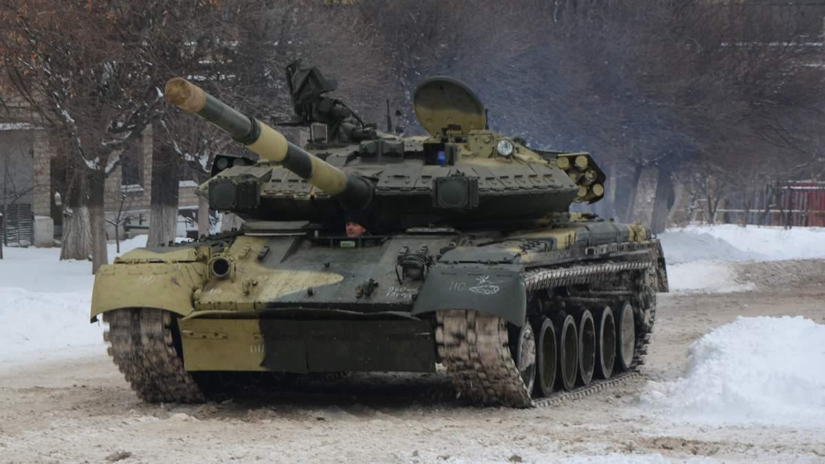 Для ВСУ готовят новую партию танков
