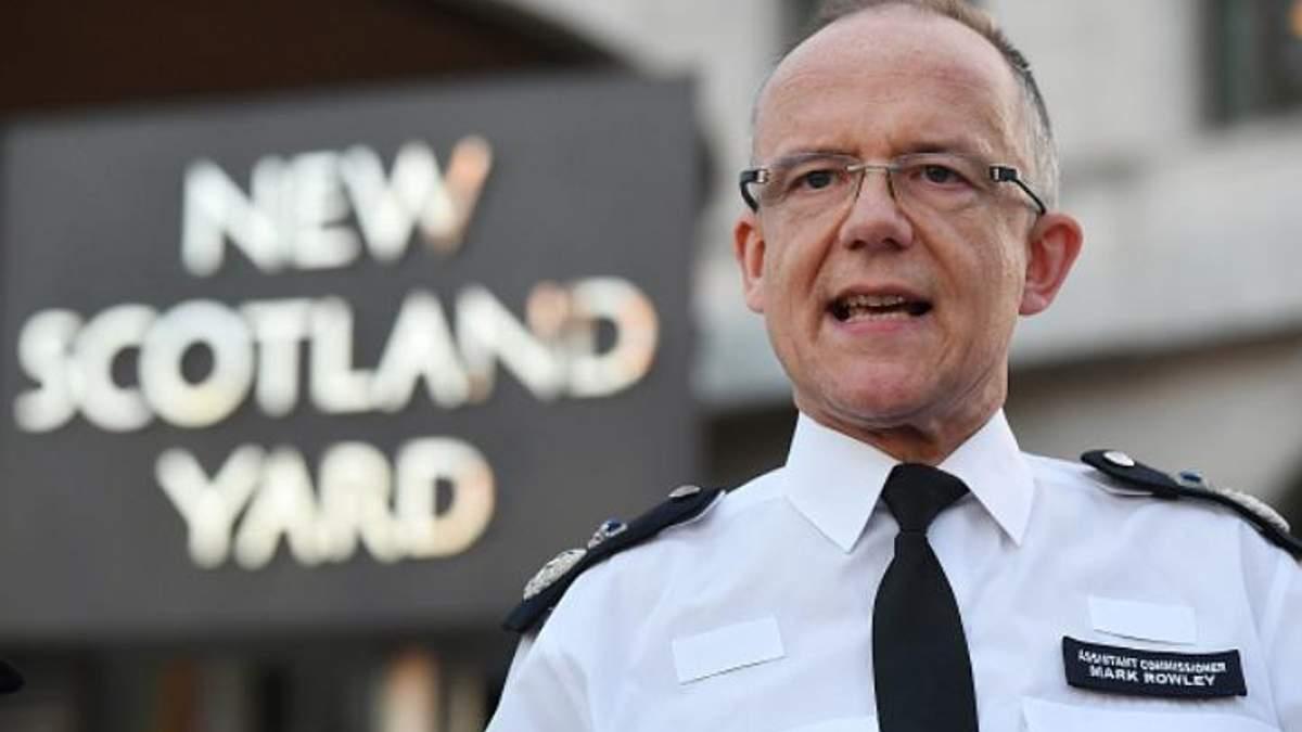 Отруєння Сергія Скрипаля: у Скотланд-Ярді повідомили деталі
