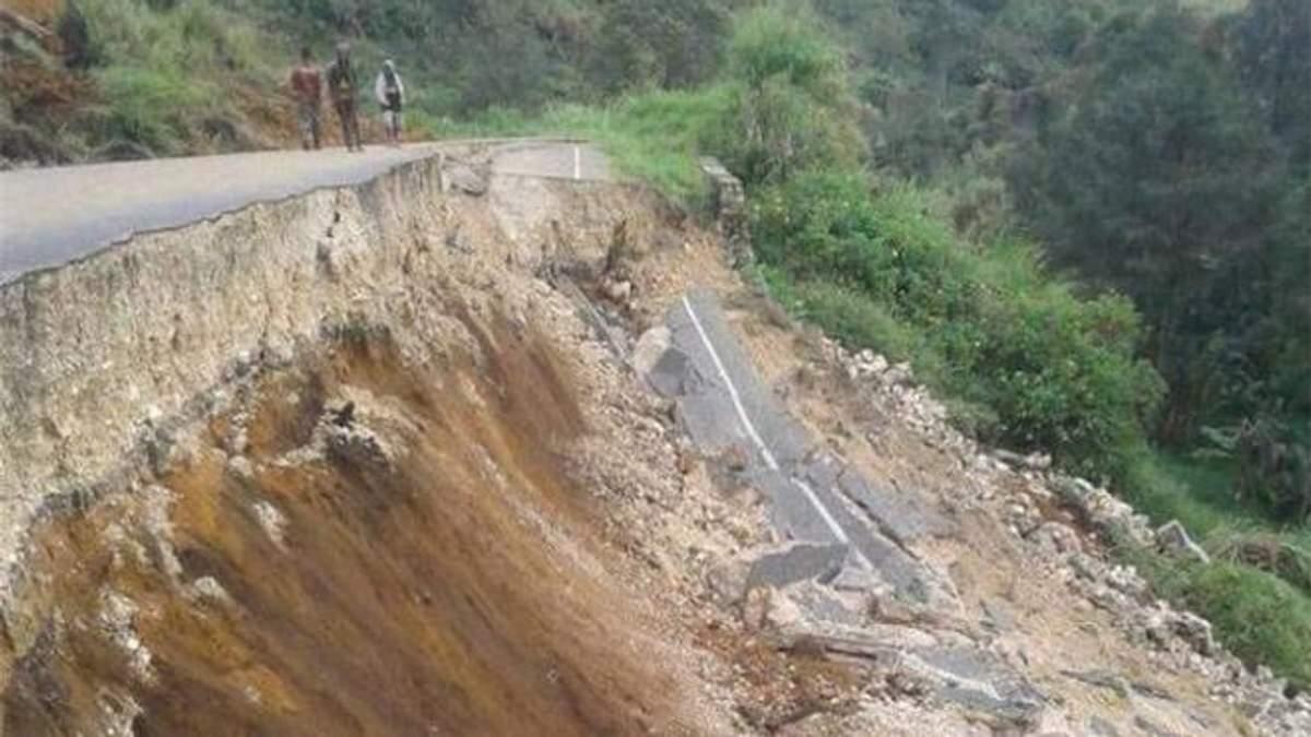 У Папуа-Новій Гвінеї зросла кількість жертв внаслідок землетрусу