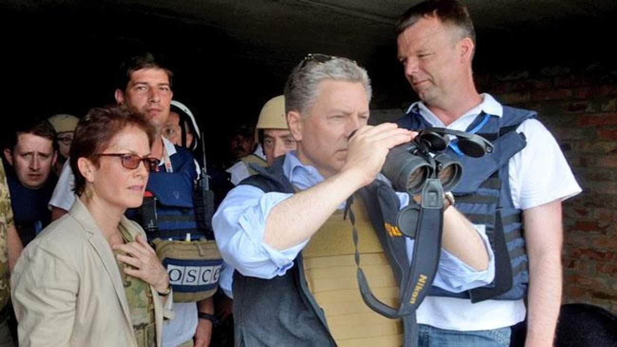 Це – дуже гаряча війна, а не заморожений конфлікт, – Волкер про Донбас