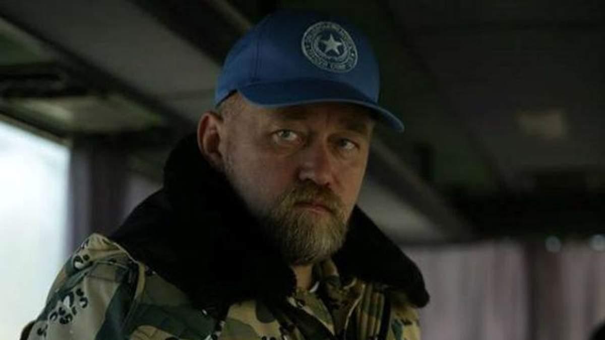 Затримали переговорника Володимира Рубана