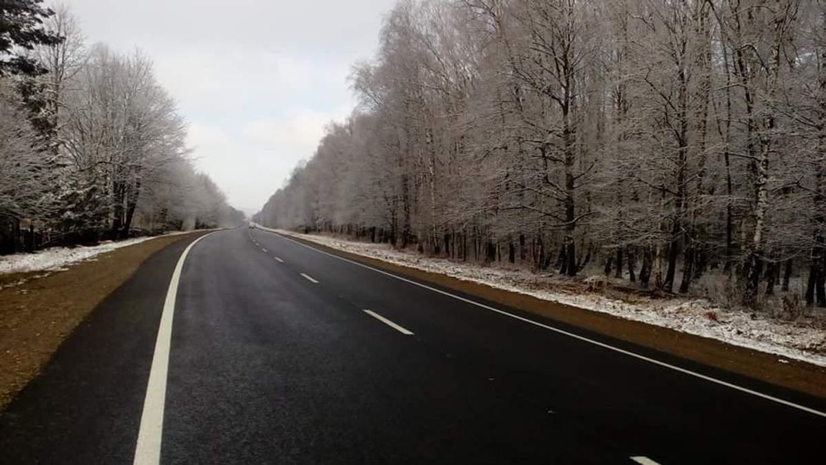 Ситуація на дорогах 9 березня
