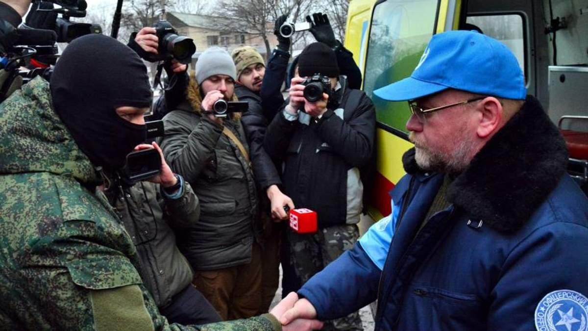 Віктор Рубан був у хороших взаєминах із терористами на Донбасі (ілюстрація)