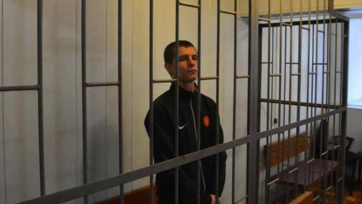 Ув'язненого в Росії євромайданівця Коломійця запроторили в штрафний ізолятор