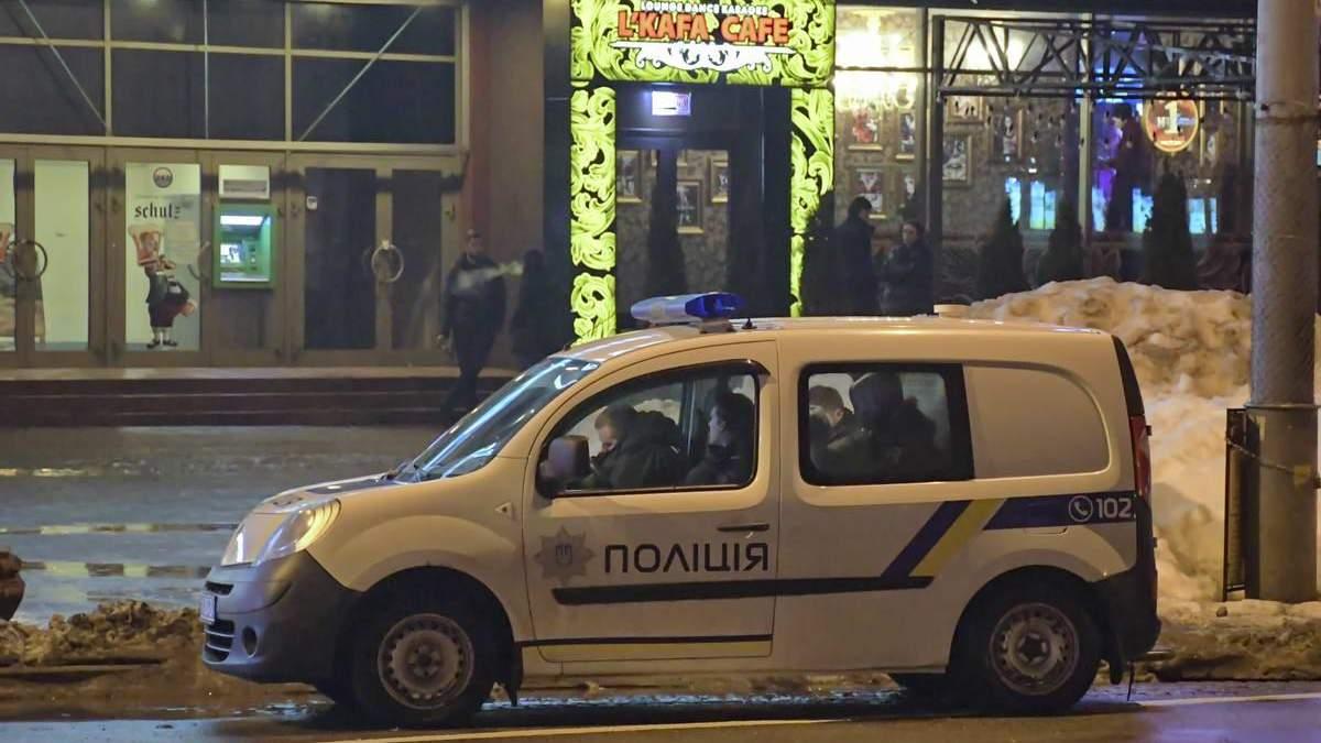 В L'Kafa в Киеве произошла массовая драка