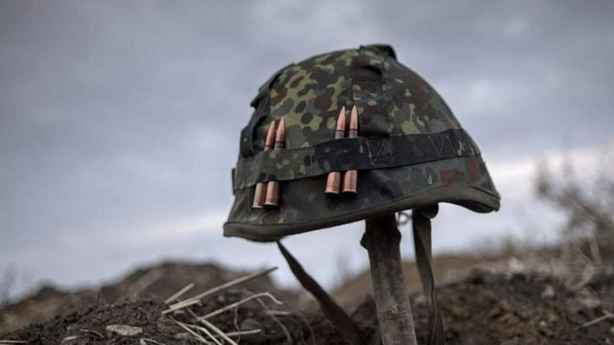 На Донбассе погиб боец ВСУ