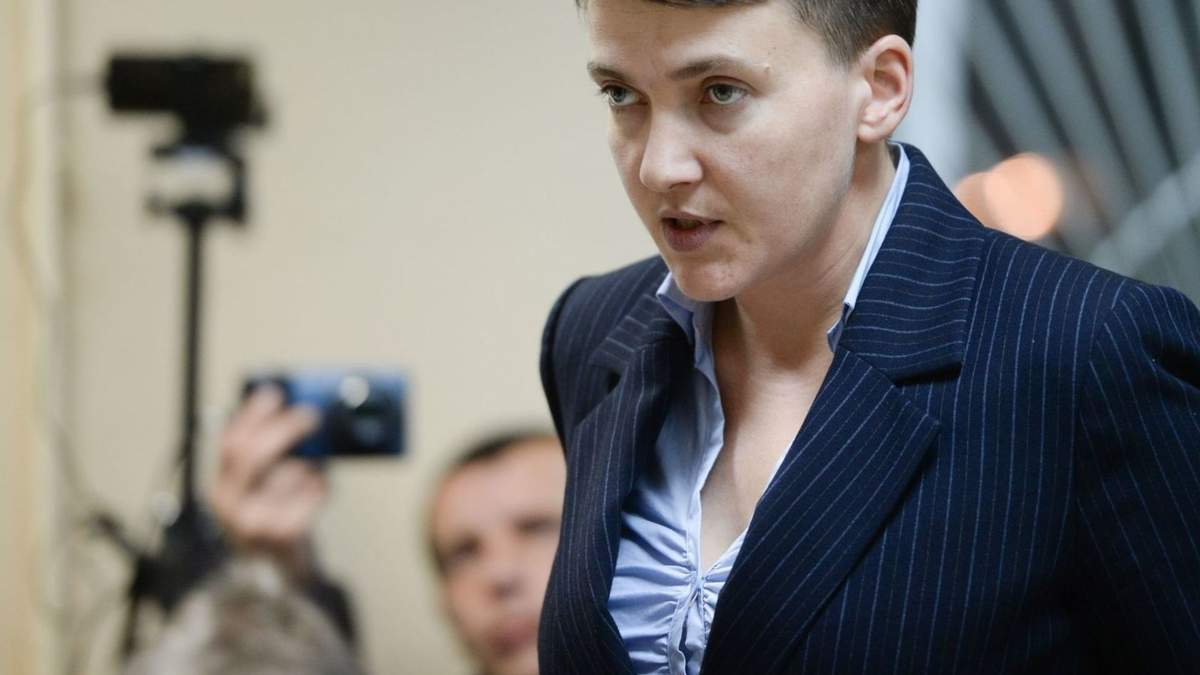 Савченко вызвали на допрос в СБУ, однако она уехала за границу