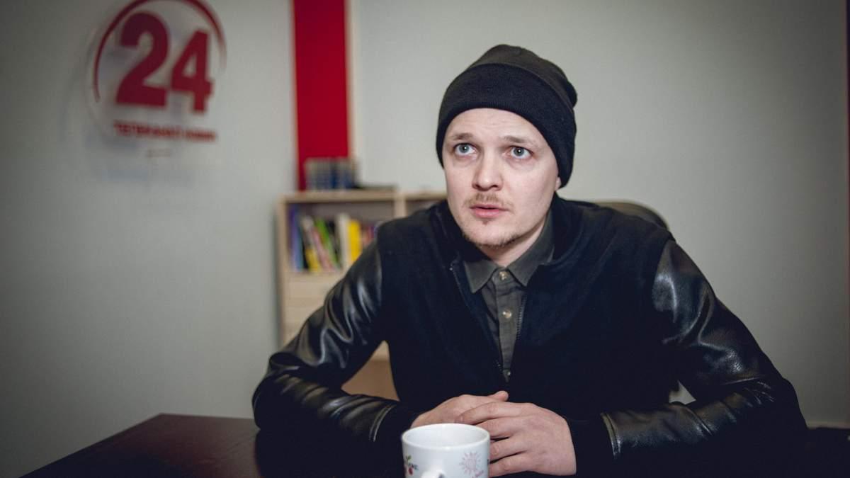 Женя Галич про музику, амбіції і плани