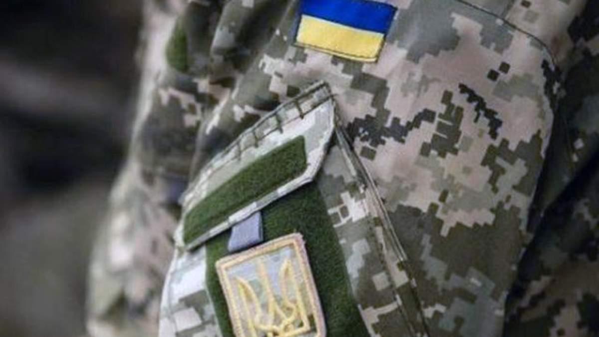 На Донеччині знайшли тіло чоловіка у військовій формі