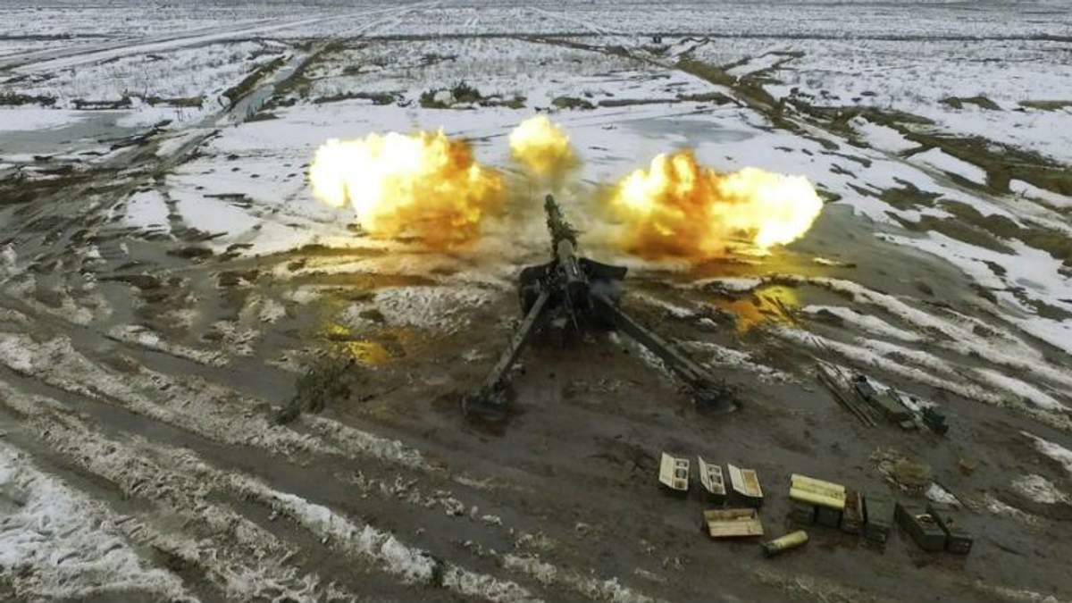 В Україні  протестували надпотужні снаряди