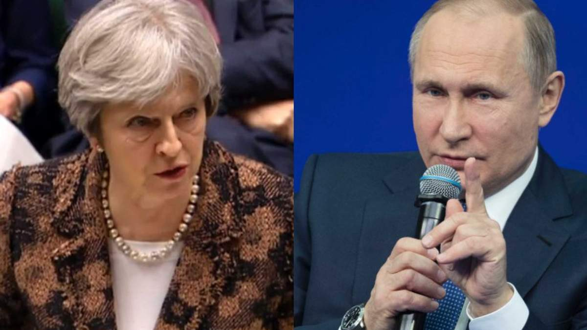 Висилка роійських дипломатів не зупинить Путіна у вчиненні злодіянь на території Британії
