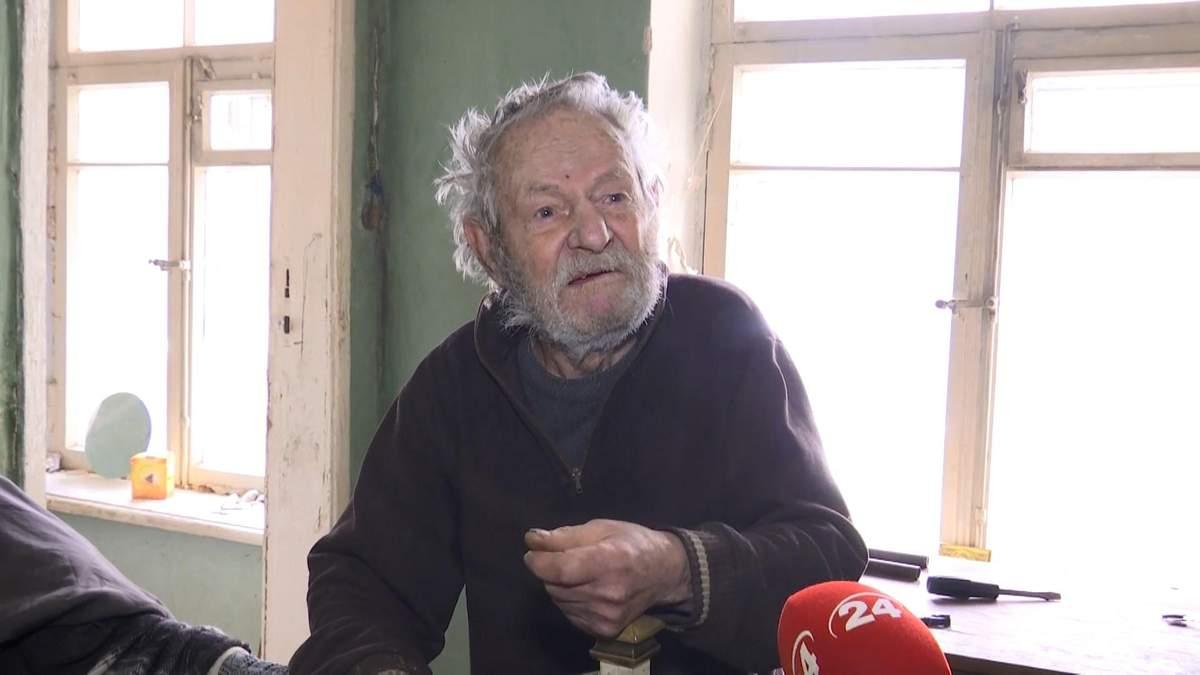 По ту сторону АП, или как 88-летний дедушка выживает в правительственном квартале
