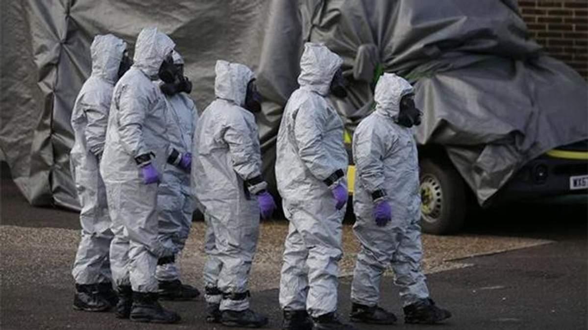 Британія планує виділити додаткові кошти для дослідження хімічної зброї, – журналіст