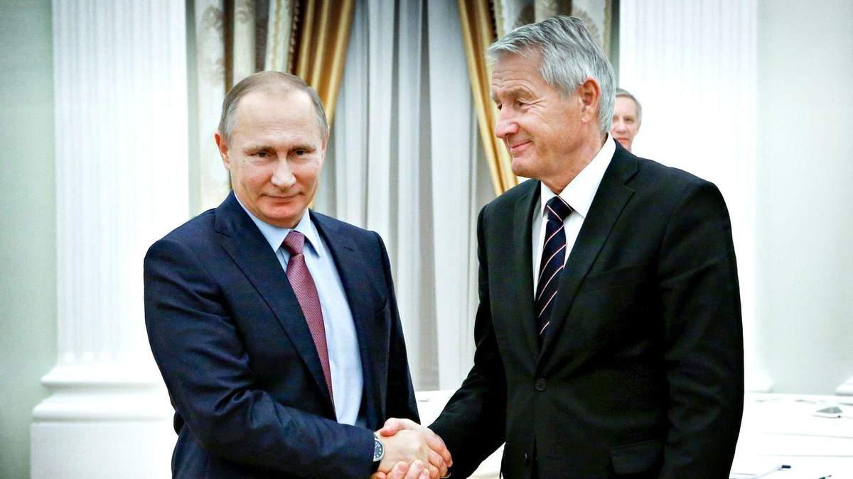 Співпрацювати – наш спільний обов'язок, – генсек Ради Європи привітав Путіна із переобранням