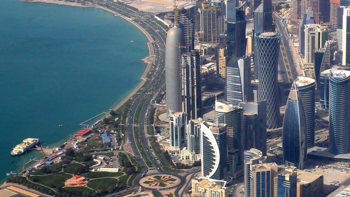 Украина ввела безвиз с богатейшей страной мира Катар