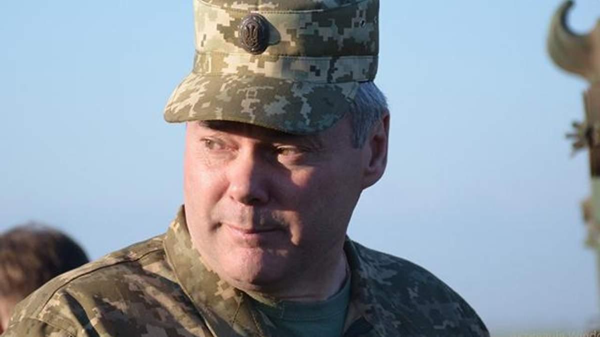 Командующий Объединенных сил Наев рассказал, за что получил деньги от брата из Крыма