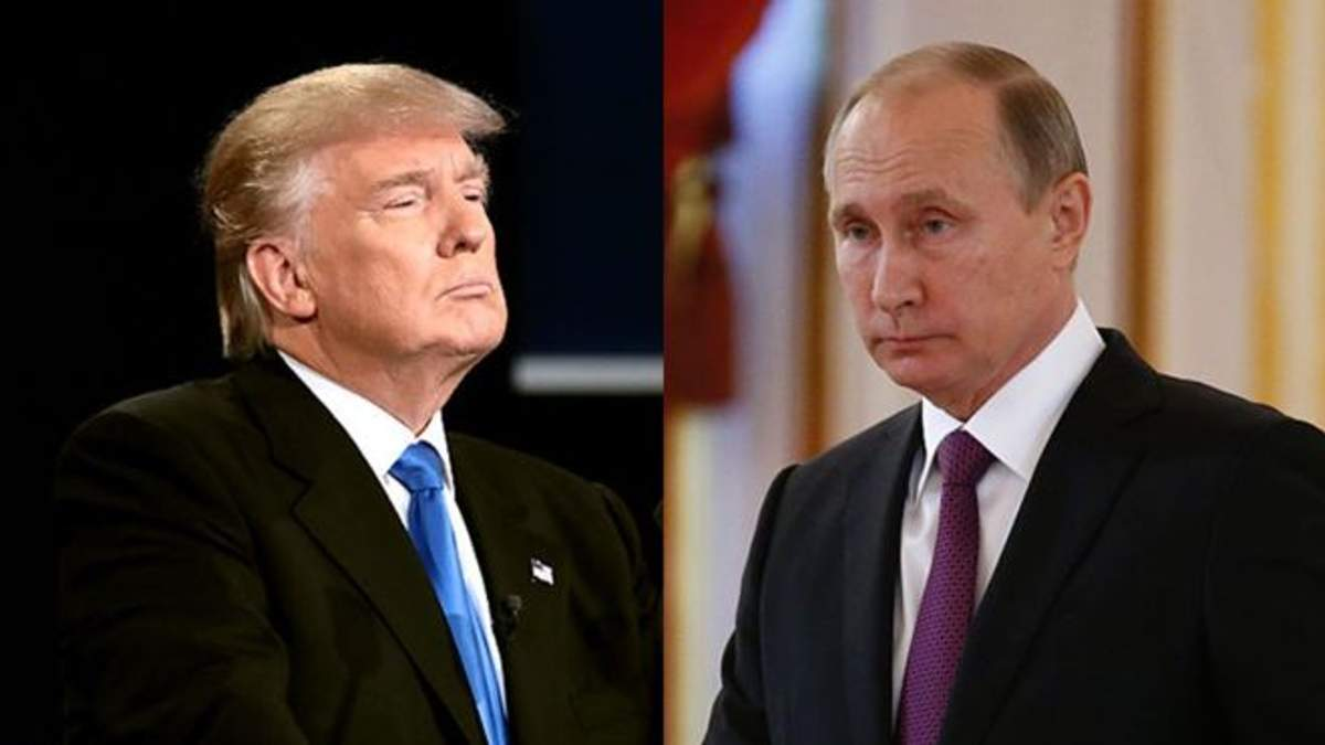 Помощники Трампа советовали ему не поздравлять Путина с победой на выборах