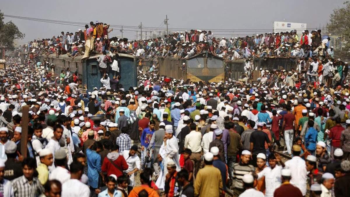 Землі загрожує перенаселення: тривожні дані науковців