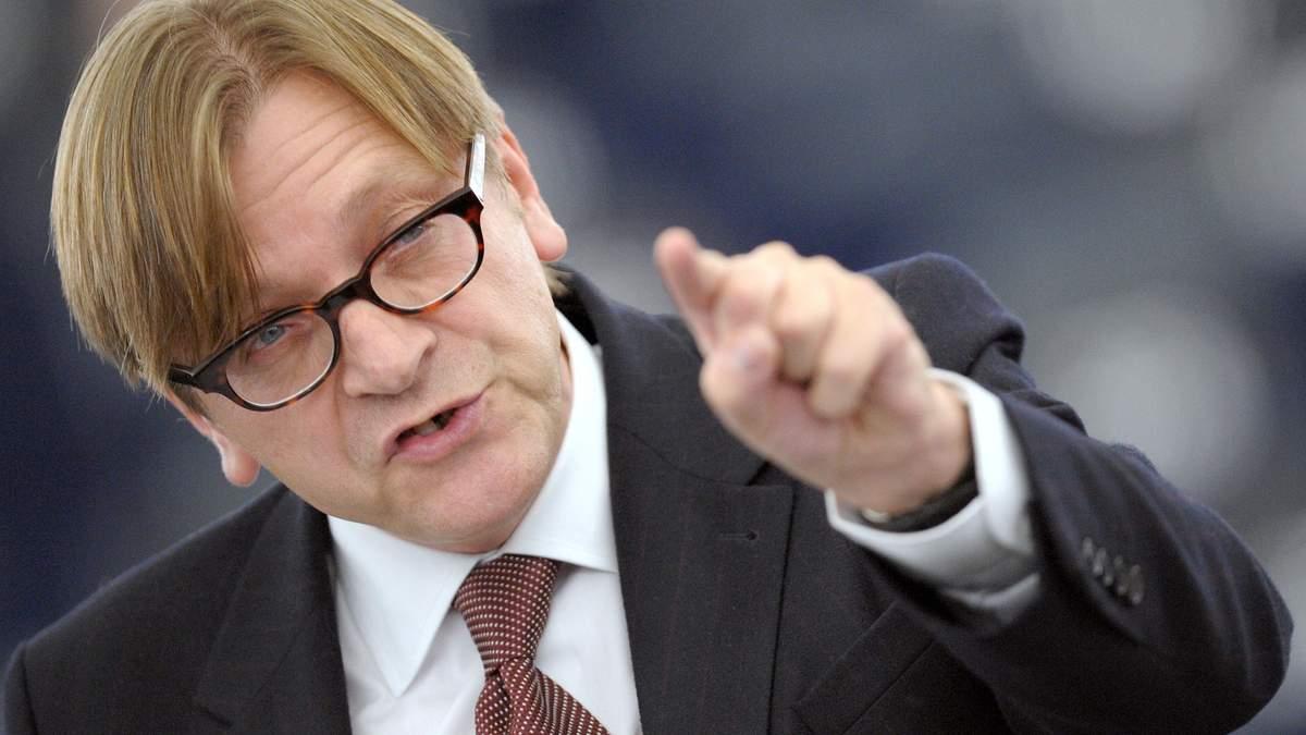 Це ганьба, – депутат Європарламенту розкритикував Юнкера і Трампа за позицію щодо Росії