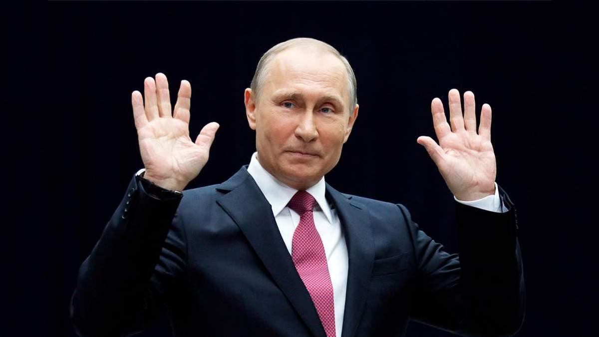У Путіна придумали виправдання його рекордній перемозі на виборах
