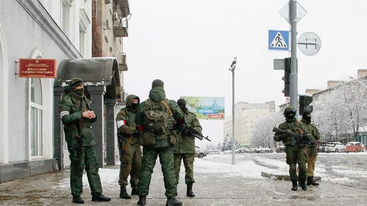 """""""Здай документи командиру"""": проросійські бойовики на Донбасі продовжують безпрецедентну акцію"""