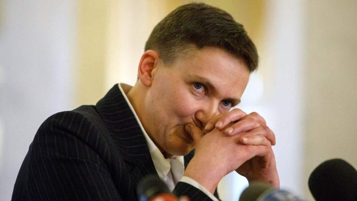 В юристів багато питань до Луценка і Савченко