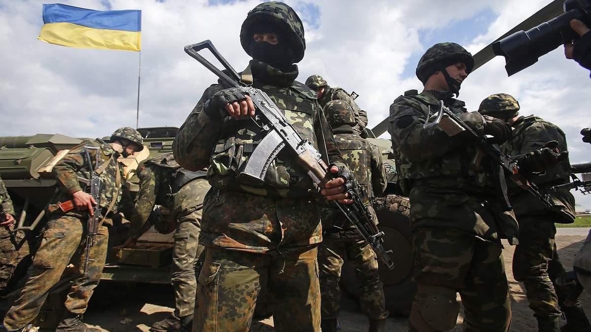 Добровольці показали себе цілком новою боєздатною армією, – Наливайченко