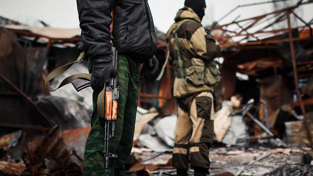 Пророссийские боевики на Донбасса снова активизировались